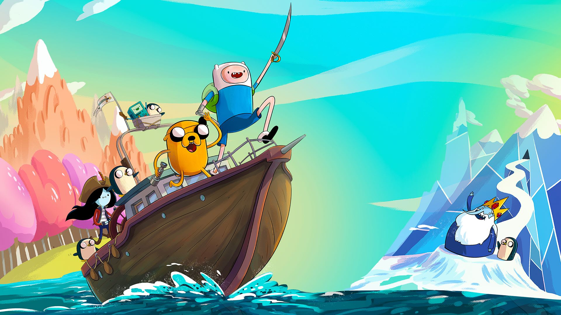 buy adventure time pirates of the enchiridion microsoft store en za