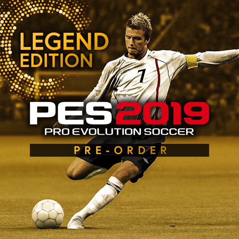 PRO EVOLUTION SOCCER 2019 LEGEND EDITION: Pre-Order
