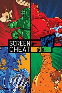 Carátula del juego Screencheat para Xbox One