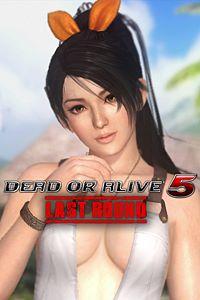 Carátula del juego DEAD OR ALIVE 5 Last Round Momiji Overalls de Xbox One