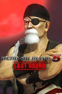 Carátula del juego DEAD OR ALIVE 5 Last Round Gen Fu Halloween Costume 2014