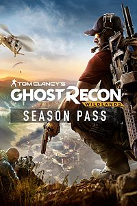 Carátula del juego Tom Clancy's Ghost Recon Wildlands - Season Pass