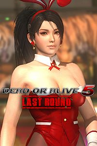 Carátula del juego DEAD OR ALIVE 5 Last Round Sexy Bunny Momiji