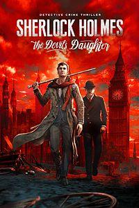 Carátula para el juego Sherlock Holmes: The Devil's Daughter de Xbox One
