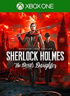 Sherlock Holmes: The Devil's Daughter boxshot