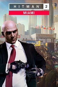 Carátula del juego HITMAN 2 - Miami