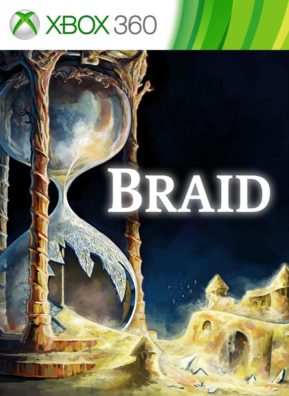 Braid boxshot