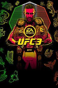 Carátula para el juego EA SPORTS UFC 3 de Xbox One