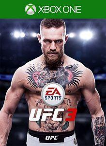 EA SPORTS™ UFC® 3 boxshot
