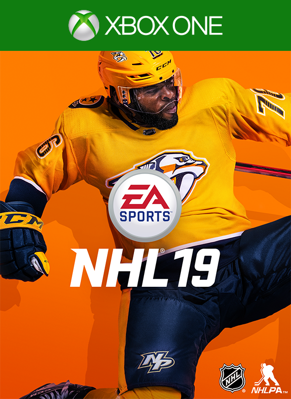 EA SPORTS™ NHL® 19 boxshot