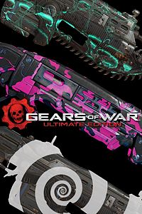 Carátula del juego Animated Weapon Skin Pack 2 de Xbox One