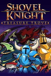 Carátula del juego Shovel Knight: Treasure Trove