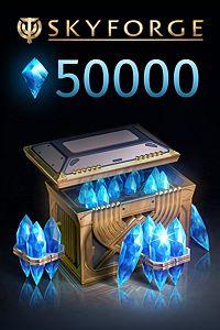 Carátula del juego Skyforge: 50 000 Argents