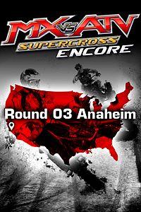 Carátula del juego 2017 SX Round 03 Anaheim