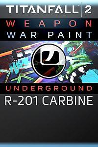 Carátula del juego Titanfall 2: Underground R-201 Carbine
