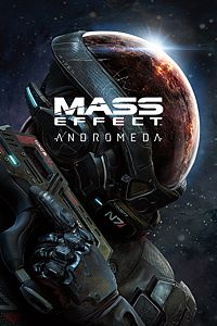 Carátula del juego Mass Effect: Andromeda de Xbox One