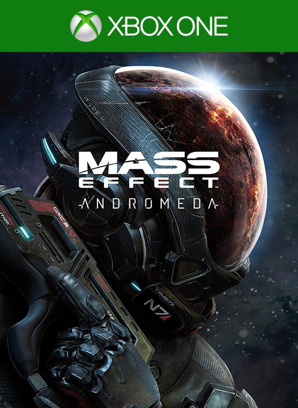 Mass Effect™: Andromeda boxshot