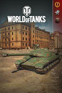 Carátula del juego World of Tanks - WZ-111 Ultimate