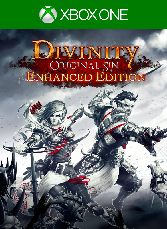 Divinity Original Sin Enhanced Edition boxshot