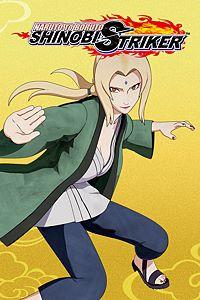 Carátula del juego NTBSS: Master Character Training Pack - Tsunade