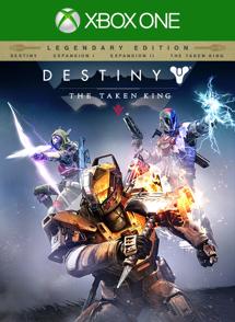Destiny: O Rei dos Possuídos - Edição Lendária