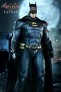 Carátula del juego Batman Inc. Skin
