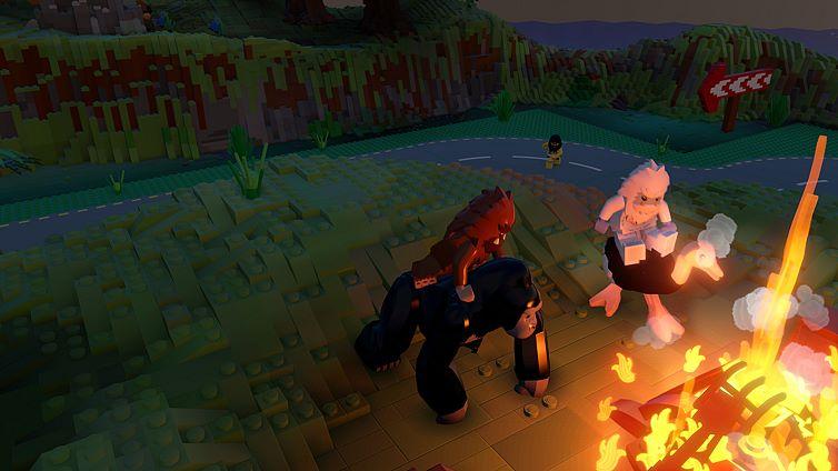 Buy LEGO Worlds Microsoft Store - Minecraft spielen lego
