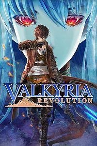 Carátula del juego Valkyria Revolution Special Ragnite: Spinning Squall+