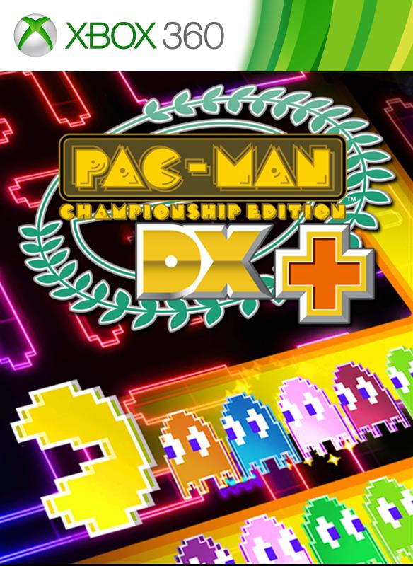 PAC-MAN Championship Edition DX+ boxshot