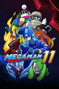 Carátula para el juego Mega Man 11 de Xbox 360