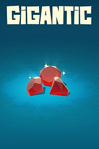 Carátula del juego Gigantic - 500 Rubies