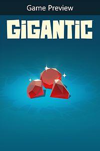 Carátula del juego Gigantic - 500 Rubies (Game Preview) de Xbox One