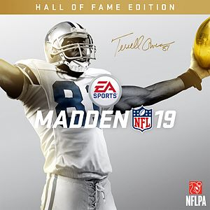 Madden NFL 19:  Hall of Fame Edition Xbox One