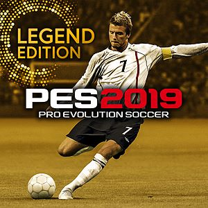 PRO EVOLUTION SOCCER 2019 LEGEND EDITION Xbox One