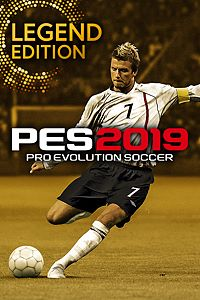 Carátula del juego PRO EVOLUTION SOCCER 2019 LEGEND EDITION