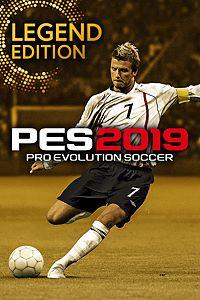 Carátula para el juego PRO EVOLUTION SOCCER 2019 LEGEND EDITION de Xbox 360