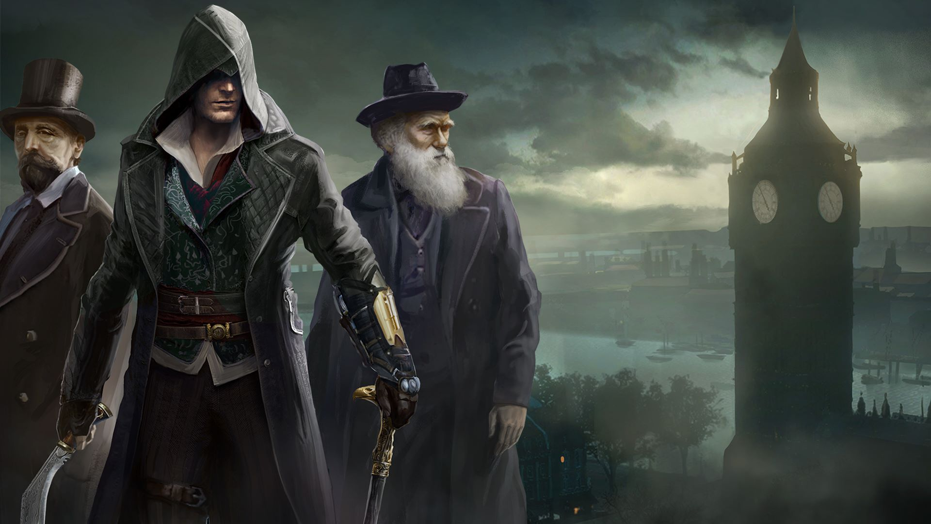 Assassin's Creed® Syndicate - The Darwin And Dickens Conspiracy