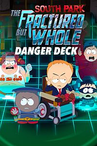 Carátula del juego South Park: the Fractured but Whole – « Danger Deck » DLC