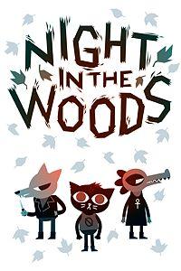 Carátula para el juego Night in the Woods de Xbox One