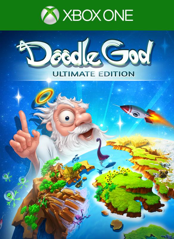 Doodle God Ultimate Edition boxshot