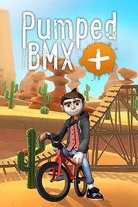 Carátula del juego Pumped BMX + para Xbox One