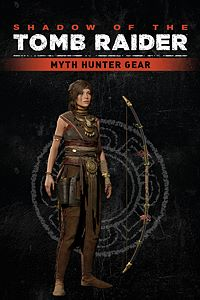 Carátula del juego Shadow of the Tomb Raider - Myth Hunter Gear