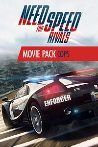 Carátula del juego Need for Speed Rivals Movie Pack - Cops de Xbox One