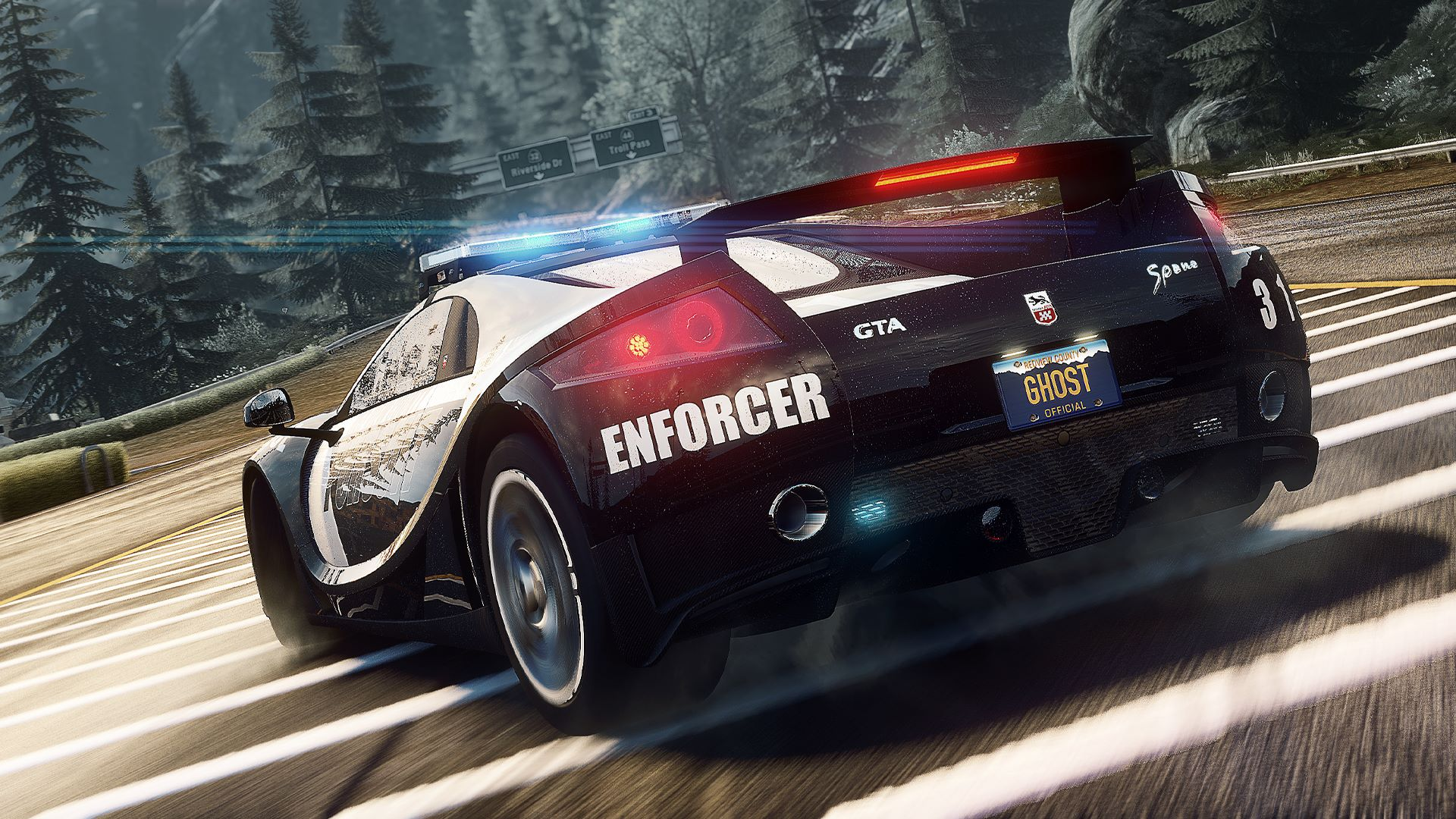 need for speed rivals movie pack cops. Black Bedroom Furniture Sets. Home Design Ideas