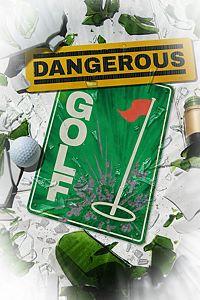 Carátula para el juego Dangerous Golf de Xbox 360
