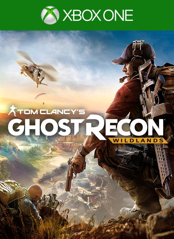 Tom Clancy's Ghost Recon® Wildlands - Standard Edition boxshot