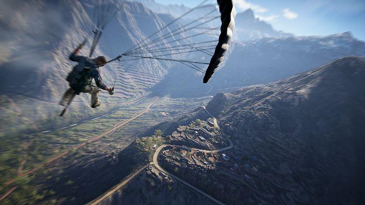 Kletterausrüstung Xbox One : Tom clancys ghost recon® wildlands standard edition kaufen