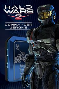 Carátula del juego Commander Jerome Leader Pack