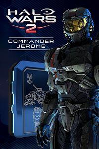 Carátula para el juego Commander Jerome Leader Pack de Xbox One