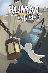 Carátula del juego Human Fall Flat de Xbox One